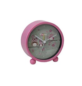 Bobble Art Bobble Art Alarm Clock Owl