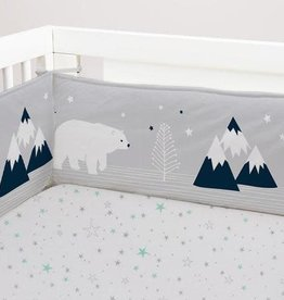 Lolli Living Lolli Living Traveller 2pc Full-size bumper set