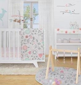 Lolli Living Lolli Living Sparrow 4-piece Nursery set