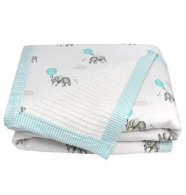 Living Textiles Living Textiles Cot Waffle Blankets