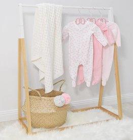 Living Textiles Living Textiles 6-pack Baby coat hangers