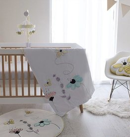 Bubba Blue Bubba Blue Cot Quilt Cover & Removeable Duvet Inner