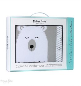Bubba Blue Bubba Blue Polar Bear Cot Bumper