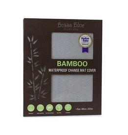 Bubba Blue Bubba Blue Grey Bamboo Change Mat Cover (waterproof)
