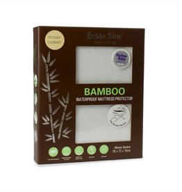 Bubba Blue Bubba Blue Bamboo - Moses Basket Mattress Protector