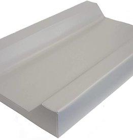 BabyRest BabyRest Deluxe Change Mat. Waterproof Cover Boori 800 X 480 x 100 mm Grey