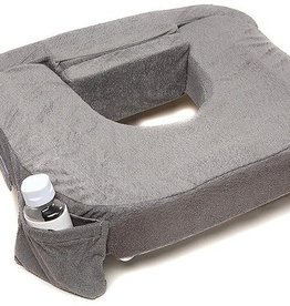 My Brest Friend Nursing Pillow Twin Evening Grey