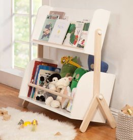 Babyletto Babyletto Tally Bookcase White / Washed Natural