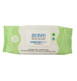 Ocean Healthcare Ocean Healthcare Adult Wipes 50pk