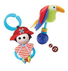 Yookidoo Yookidoo Pirate Play Set
