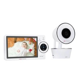"Project Nursery Project Nursery 5"" WiFi Video Baby Monitor w/ Remote Access"