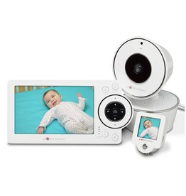 "Project Nursery Project Nursery 5"" HD Video Baby Monitor with Mini Monitor"