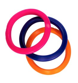 Bambeado Bambeado Adult Silicone 3 Set Bangle