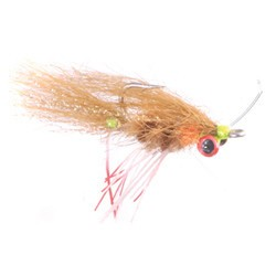 Crimp Bonefish Fly 4, Mcknights