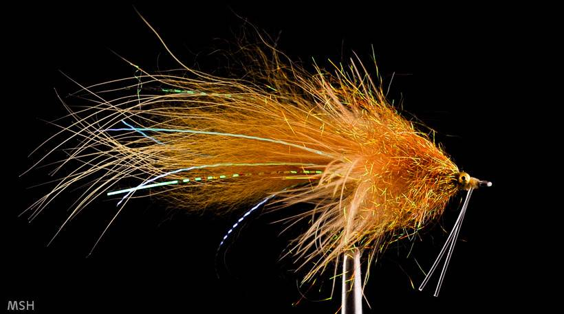 Redfish Sparkle Fly