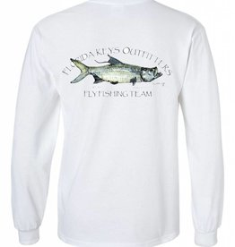 FKO Tarpon Fishing Team L/S Shirt
