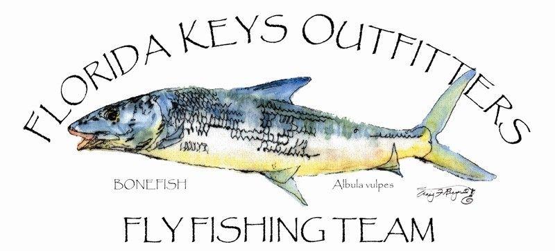 FKO Bonefish Fishing Team L/S