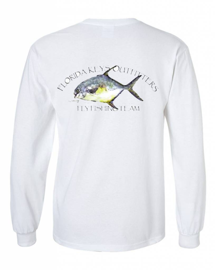 FKO Permit Fishing Team L/S Shirt