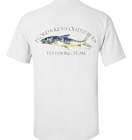 FKO Bonefish Fishing Team S/S Shirt