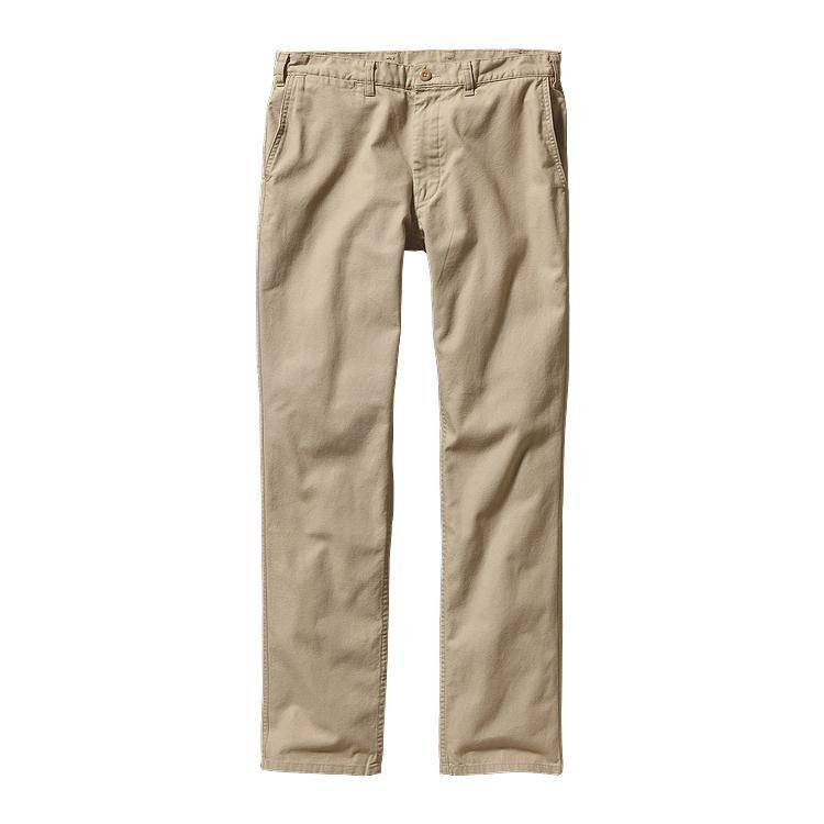 Patagonia M's Straight Fit Duck Pants