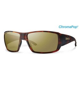 Smith Guides Choice (New),  Matte Havana Frame,  Polarized Bronze Mirror Chrom Lens