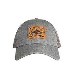 Yeti Hat Permit in Mangroves Trucker