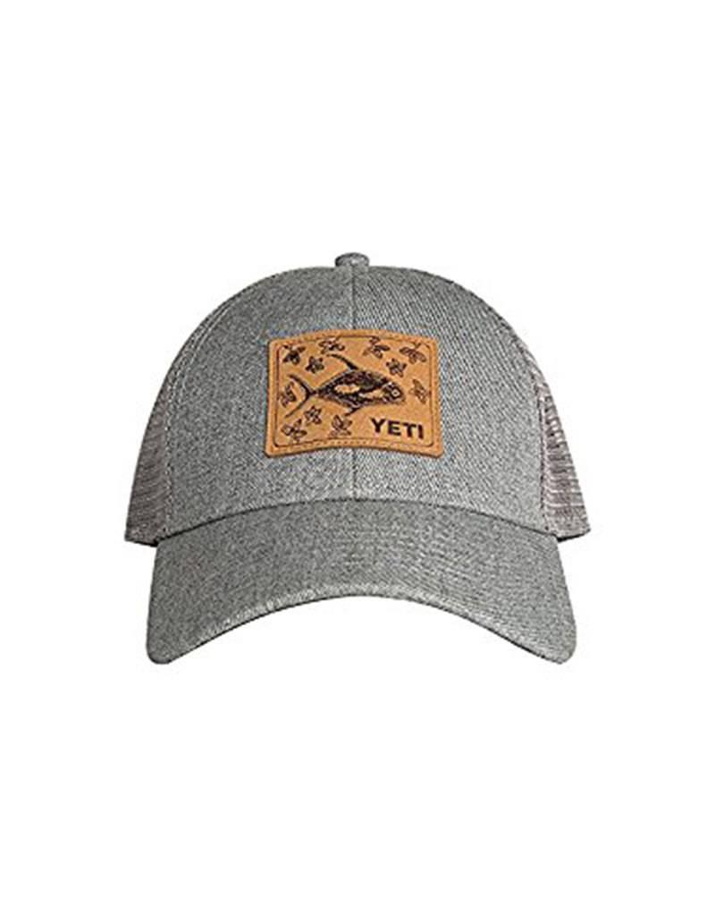 Yeti Hat Permit in Mangroves Trucker