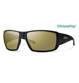 Smith Guides Choice (New), Matte Black Frame, Polarized Bronze Mirror Chrom Lens