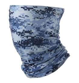 Columbia Freezer Zero Neck Gaiter White Cap Digital Camo