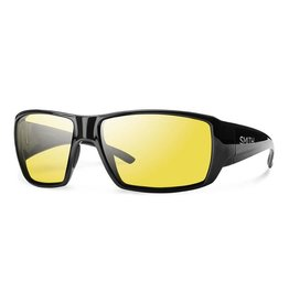 Smith Guides Choice,  Black Frame,  Polarized Low Light Ignitor Techlite Lens