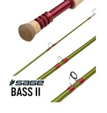 Sage BASS 2 Fly Rods