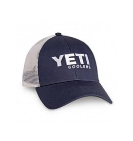 Yeti Hat Traditional Trucker
