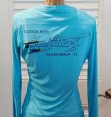 Simms Solarflex FKO Logo Women's  L/S Crew