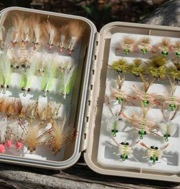 Bahamas/Belize/Carribean Permit & Bonefish Fly Selections