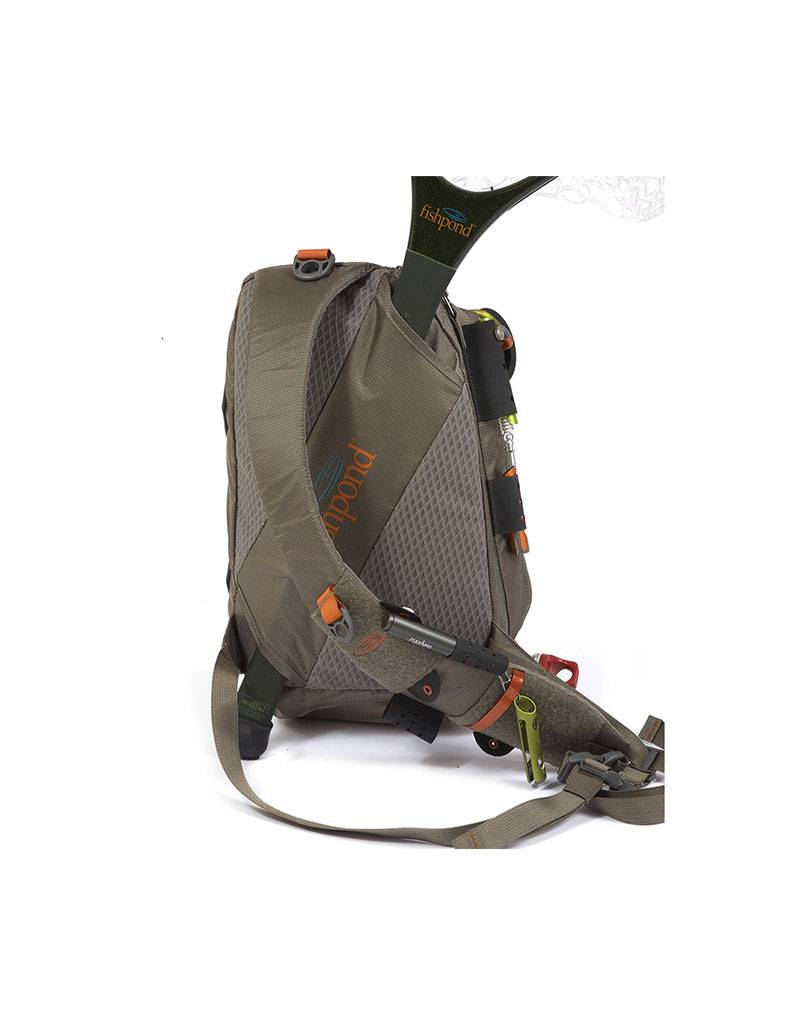 Fishpond Summit Sling - Gravel