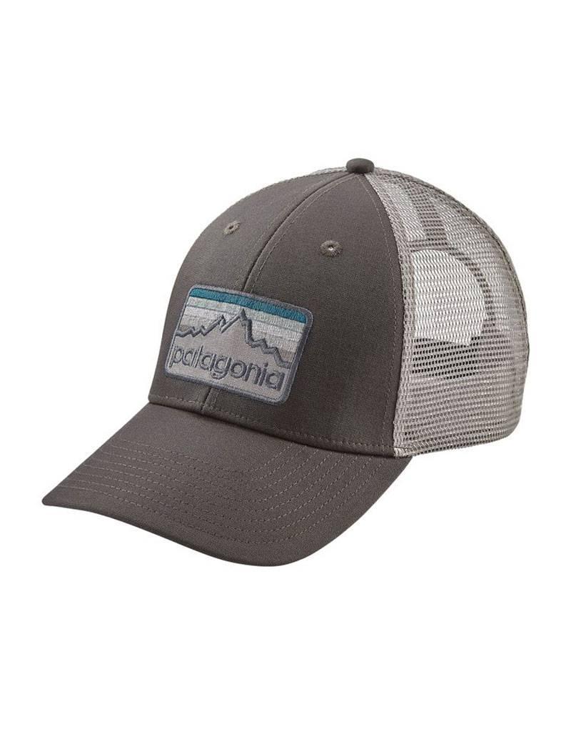 Patagonia Line Logo Badge LoPro Trucker Hat