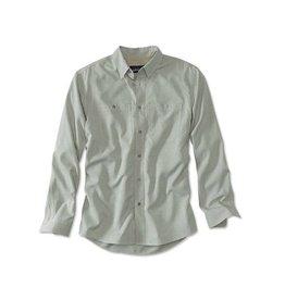 Orvis Men's Tech Chambray Work Shirt