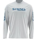Simms Fishing Simms Solarflex Crew Prints -