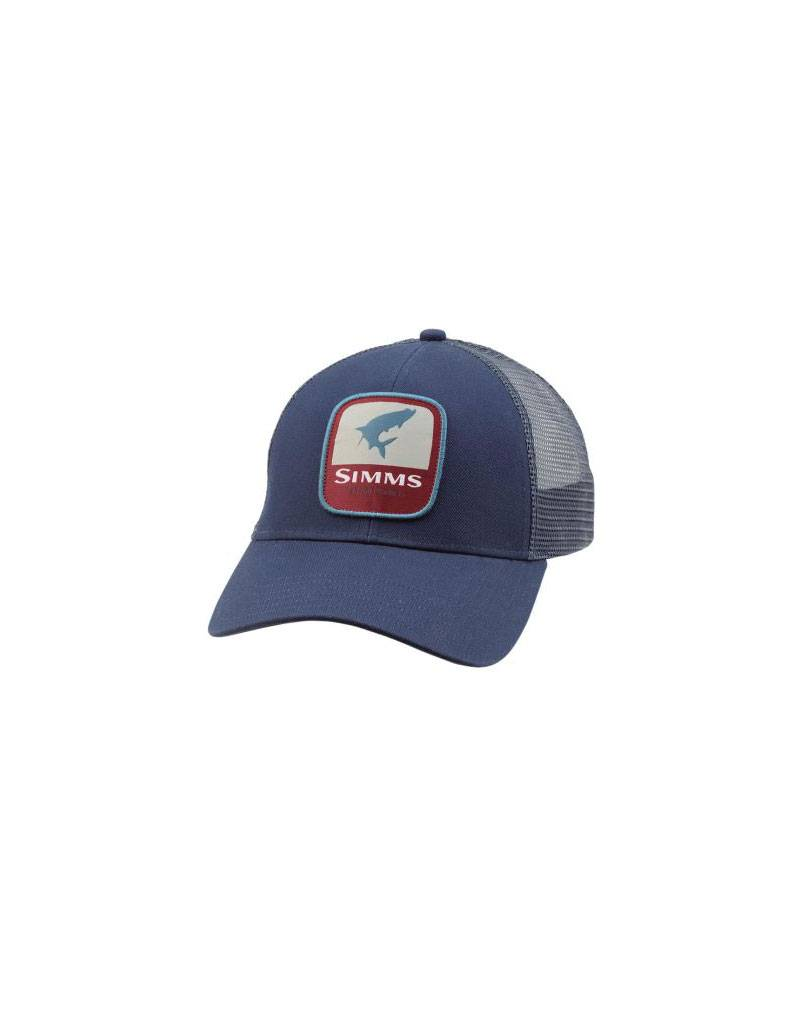 Simms Tarpon Patch Trucker Hat