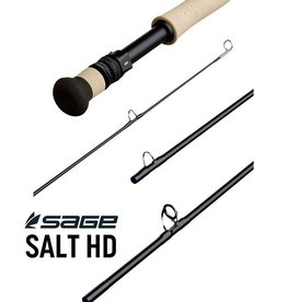 Sage Salt HD Demo Rods