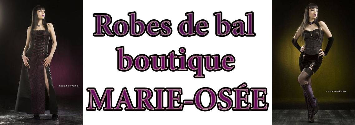Robes de bal quebec