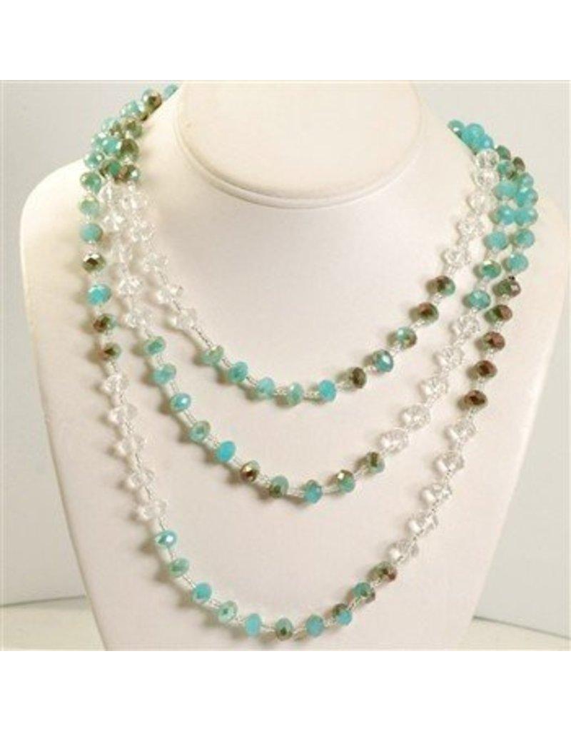 Crystal Long Beads