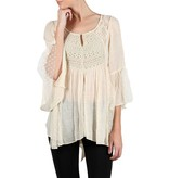 Lace Tunic Top