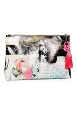 Papaya Accessory Pouch