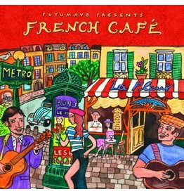 French Cafe CD 2015