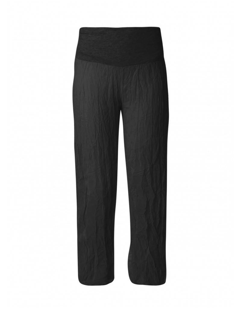 Sheer Crinkle Pants with Liner