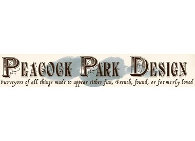 Peacock Park Design
