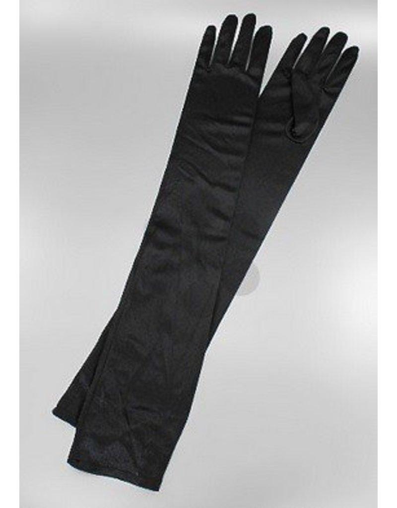 Golden Stella Opera Long Gloves