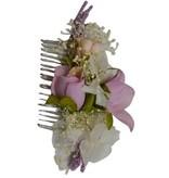 Pretty Angel Multi Flower Hair Comb