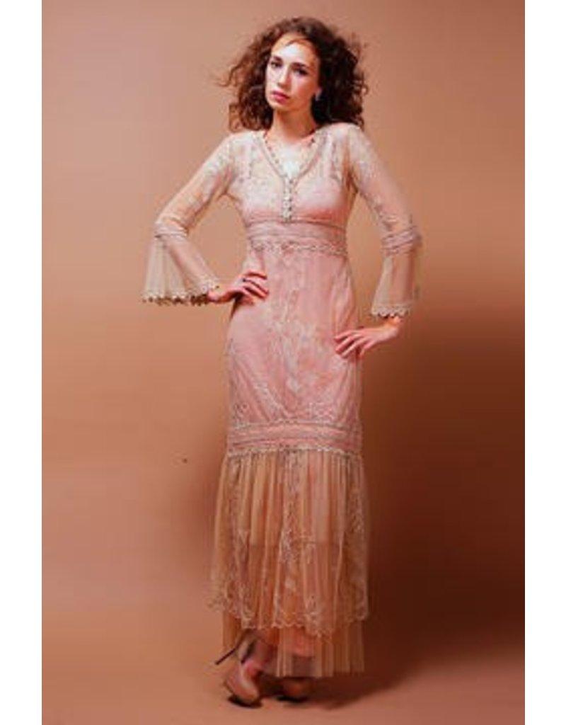 Nataya Downton Lace Dress